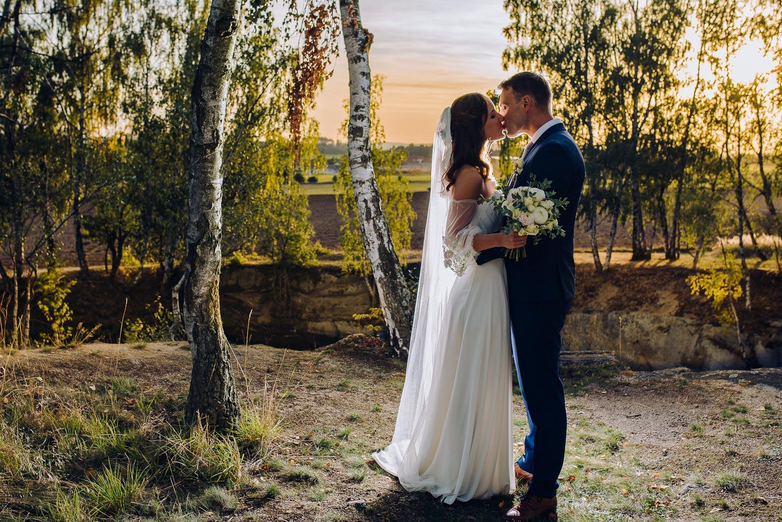 svatba Pohoda Nárameč