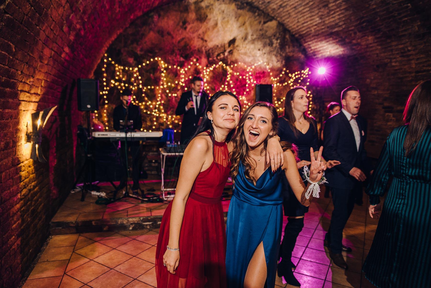 Svatba vinařství Nosreti Zaječí