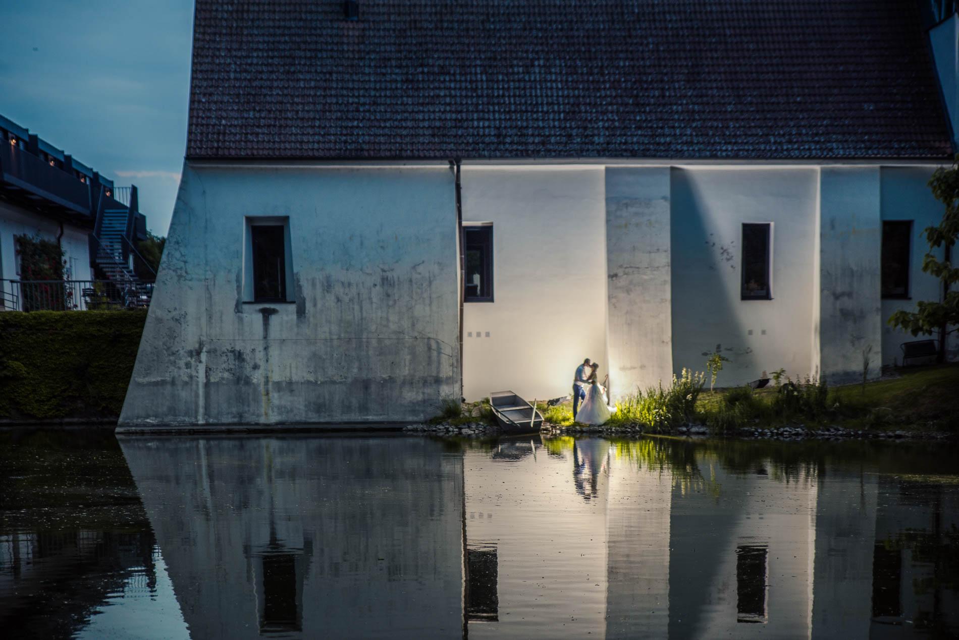 Svatba v Yard Resortu u Prahy