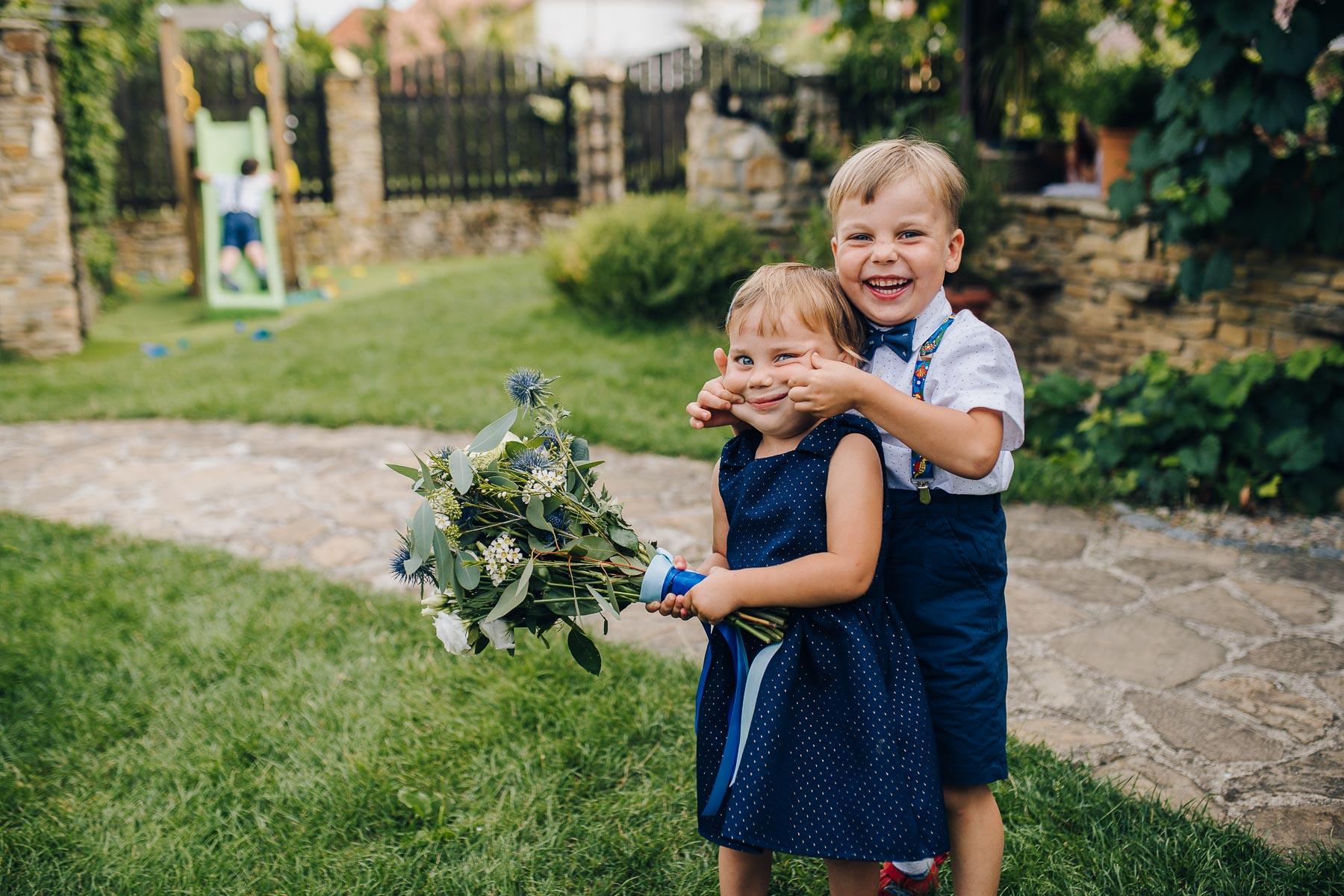 Svatba v pensionu Roseta v Radejove