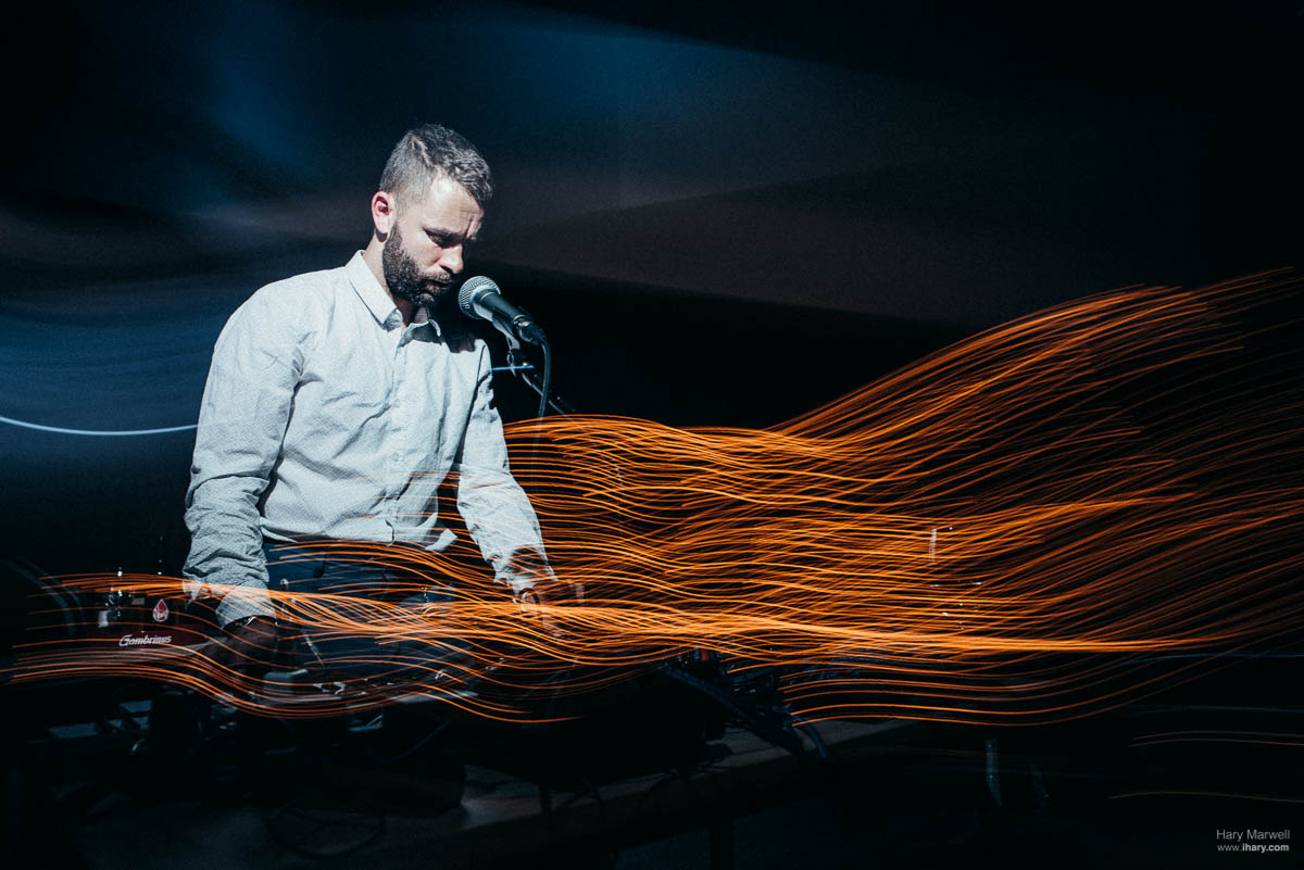 skvělý brněnský DJ Tom Holič