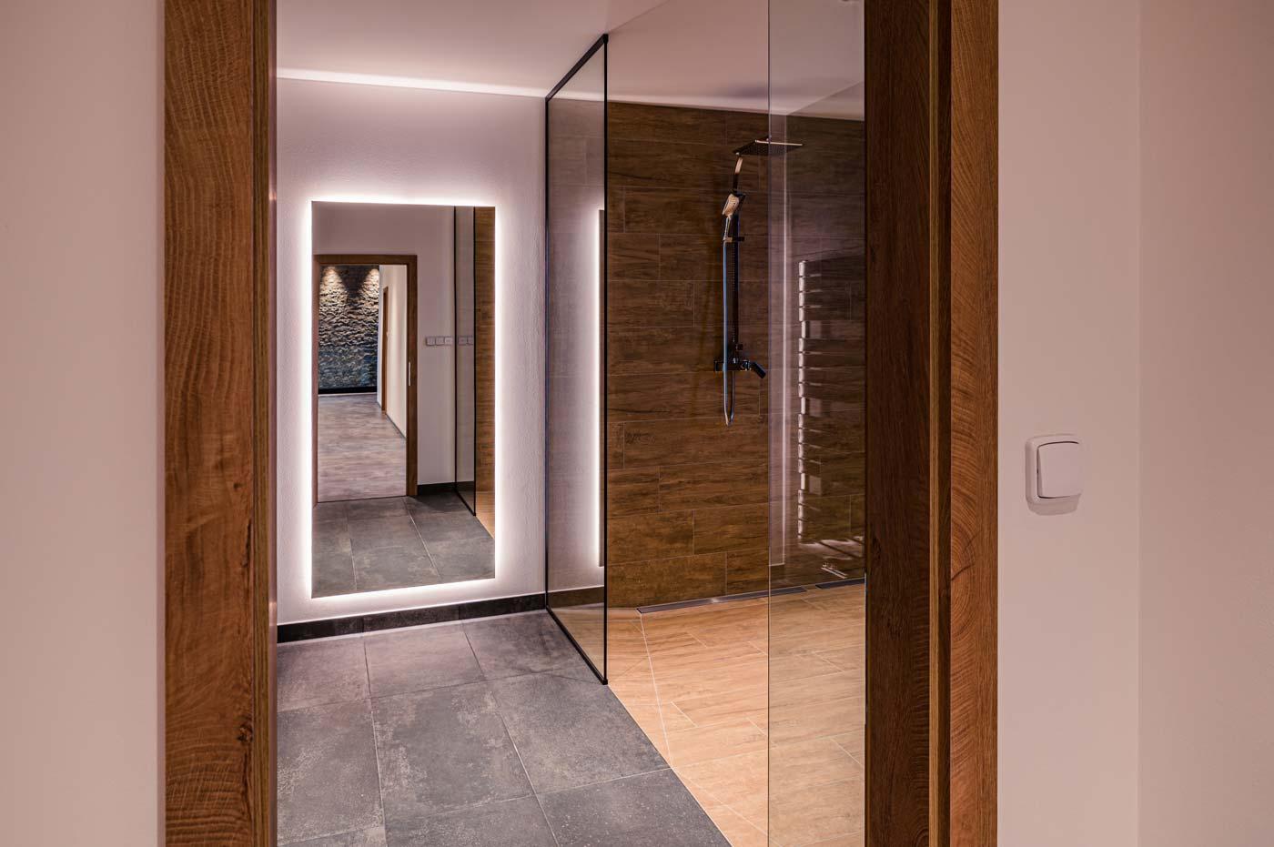 fotograf interiéru koupelen