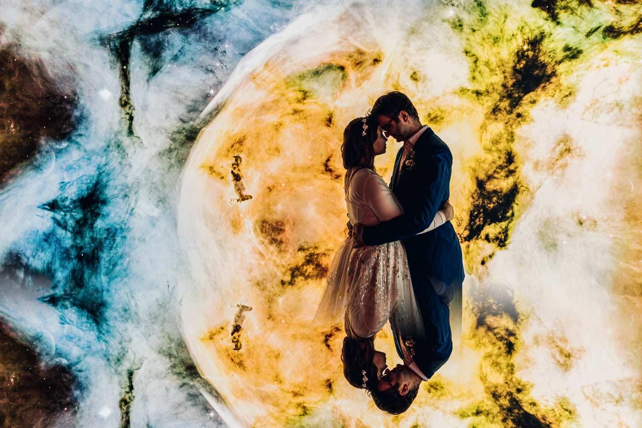 svatebni foto Brno planetarium svatba
